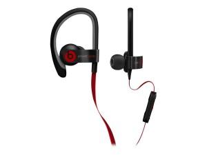 Powerbeats2 Wired In Ear Heaphones by Beats - Black