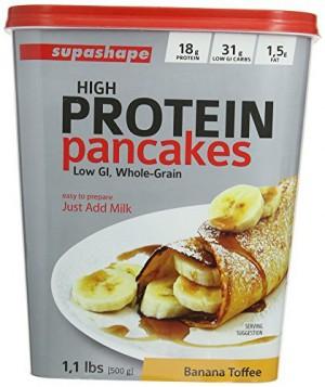 Protein Supashape Panacakes Banana Toffee - 6009673391877