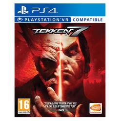Tekken 7 - Play Station 4 VR Mode Game