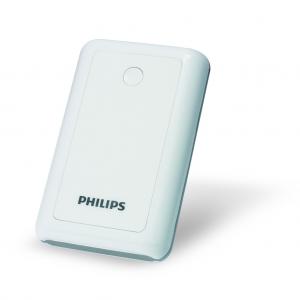 Philips 7800 mAh 2 USB Charging Port - White
