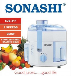 SONASHI JUICE EXTRACTOR 2 SPEED & PULSE - 250W