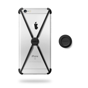 mod-3 Magnetic case for iPhone 6/6s PLUS Black