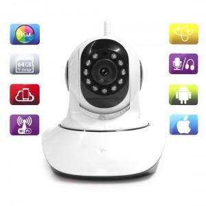 Fantec V380 720P Wifi Night Vision Baby Monitor Camera