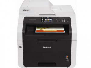 Brother Wireless All-In-One Color Printer MFC9330CDW