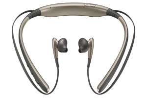Samsung Level U Bluetooth Wireless In-ear Headphones - Gold