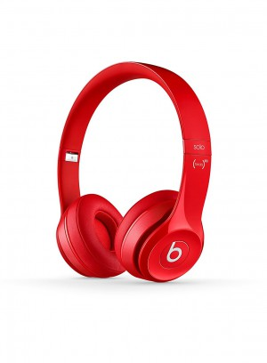 Beats Solo 2 Wireless Over-ear Headphone Red