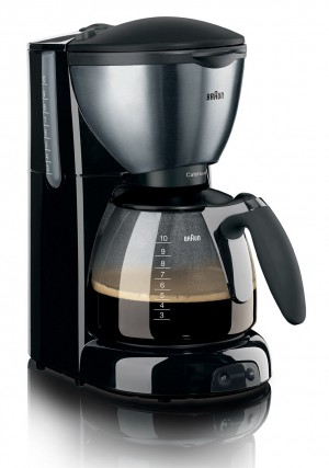 Braun KF570 10-Cup Coffee Maker, 220-240 Volts