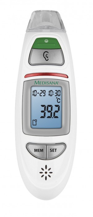 Medisana 6-in-1 infrared multifunctional thermometer 76140