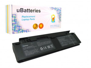 UBatteries 31Whr Laptop Battery Sony VAIO VGN-P788K/W - 7.4V, 4 Cell (Black)