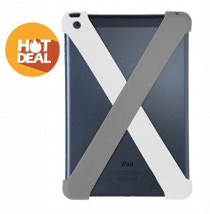 Quirky Crossover X-Band Storage Case for ipad Mini