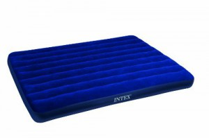 Intex Queen Classic Downy Airbed - 68759