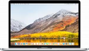Apple MacBook Pro 15 inch Touch Bar 2.9GHz i7 16GB 512GB R560 4GB - Silver - AP1MPTV2