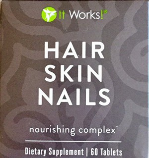 It Works! Hair Skin Nail Dietary Supplement