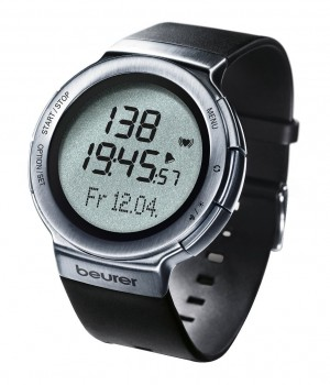 Beurer PM 80 Heart Rate Monitor Watch
