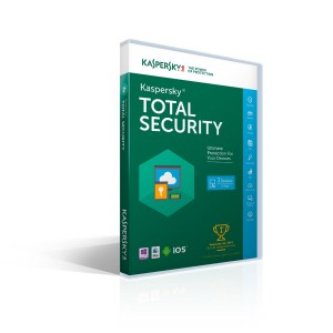 Kaspersky Total Security Multi Device 3 Users