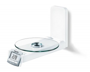 Beurer Wall Kitchen Scale KS52