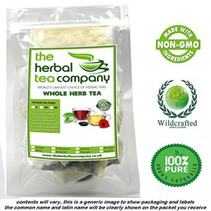 Thuja Herb 100% Pure Herb Tea Bags With A Hint Of Lemon 50 Pack