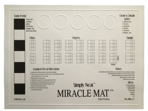 Bliss Kiss SIMPLY NEAT MIRACLE MAT - PATENT PENDING