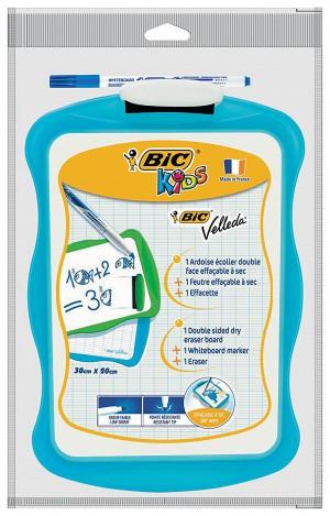 Bic Kids Velleda Whiteboard, 20 x 31 cm