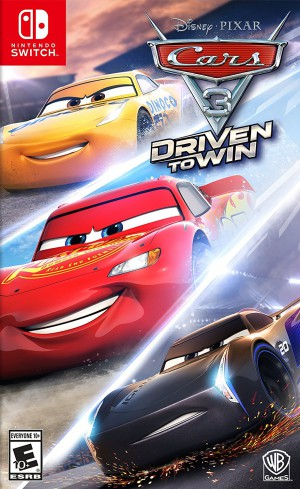 Cars 3: Driven to Win Nintendo Switch