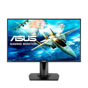 "ASUS VG278Q 27"" Full HD 1080p 144Hz 1ms DP HDMI DVI Eye Care Gaming Monitor with FreeSync/Adaptive Sync"