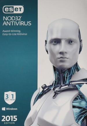 ESET NOD32 Antivirus 2015 - SIngle User
