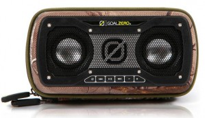 Goal Zero Rock Out 2 Solar Rechargeable Speaker-Camo