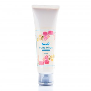 Bambi Pure Musk Lotion - 100ml