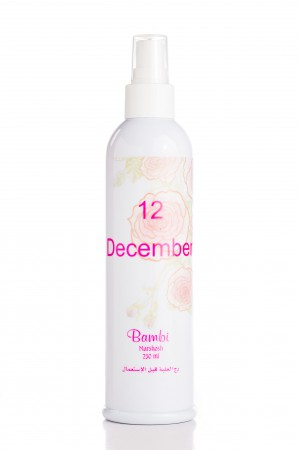 Bambi Marshosh December - 250ml