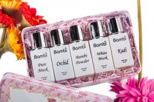 Bambi Perfume Box - 5 pieces