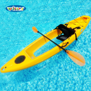 Transparent Kayak for 1 person Winner