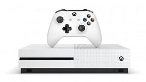 Microsoft Xbox One S - 1TB, White