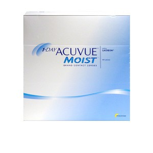 ACUVUE DAILY MOIST V.Pack POWER LENS