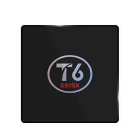 Amlogic S905X T6 Android 7.1 TV Box Smart TV Box 1GB RAM 8GB ROM Quad core Cortex A53 4K 2.4GHz WiFi Smart tv Box