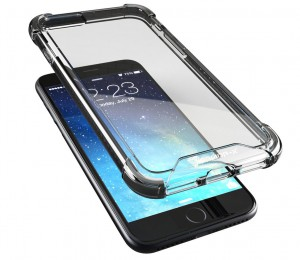 Armor-X iPhone 7 Ultra slim Shockproof Crystal Clear Case