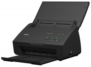 Brother ADS-2100 High speed, easy to use, colour document scanner with duplex