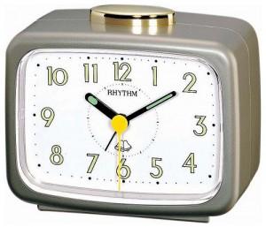 Rhythm Basic Bell Alarm Clocks