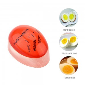 Color Changing Egg Timer Cook Thermometer