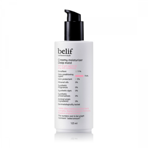 Belif Creamy Moisturizer Deep Moist 125ml 4.22oz Moisturizing Korea Cosmetics