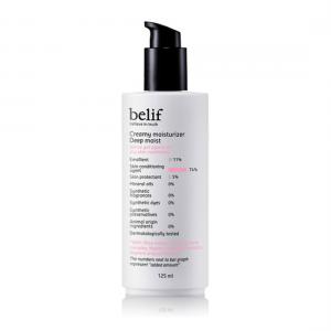 Belif Creamy Moisturizer Deep Moist 125ml 4.22oz Moisturizing Korea Cosmetics
