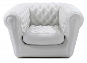 Blofield Sofa (White) One seater