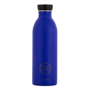 24 Bottles -Urban Bottle 0.5 l-Blue
