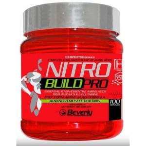 Lifeline Beverly Nitro BuildPro Chrome Series 1.8g