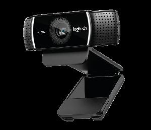 Logitech Webcam C922 HD Pro Streaming