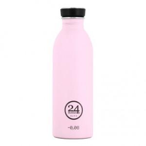 24 Bottles -Urban Bottle 0.5 l-Candy Pink