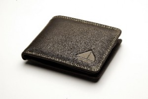 Canny & Frank Men's Genuine Leather Wallet SN201 - White Stitch