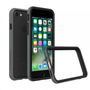 RhinoShield CrashGuard Bumper Case for iPhone 7-D.Grey