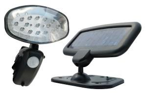 Solar Centre Evo 15 Security Light