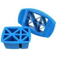 FunBites Blue Sandwhich/Food Cutter Triangle Shaped (FB-4002)