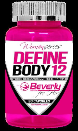 Lifeline Beverly Define Body 12 pink 90 Caps